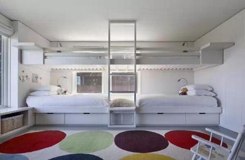 多功能地台床 地台床设计