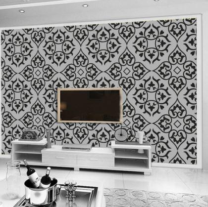 壁纸电视墙装修效果图高清图片