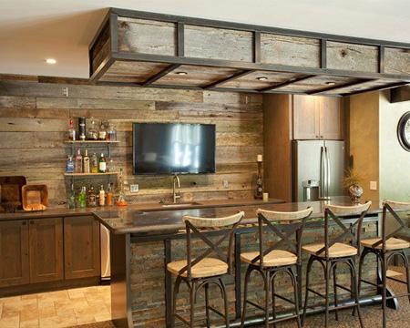 家庭吧台设计