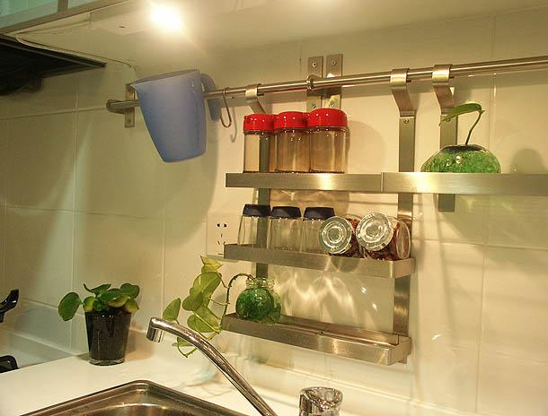 多功能厨房挂件方便你的生活