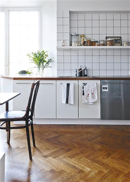 2014厨房装修效果图