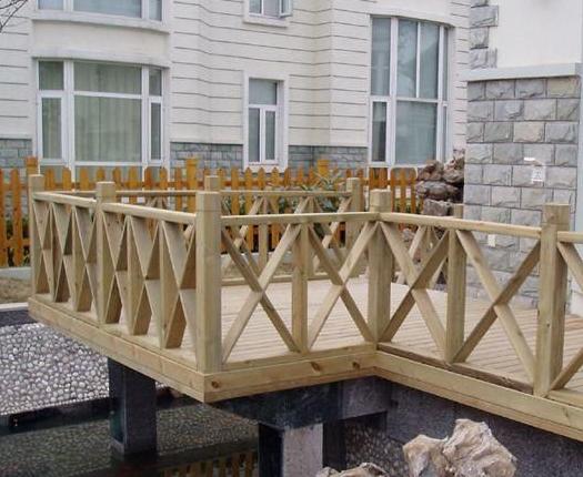 别墅阳台护栏装修效果图