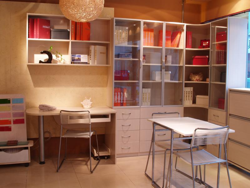 书房设计的三大注意事项 在家办公就要舒服!