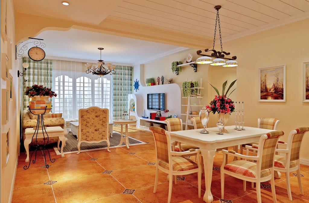 打造田园风格的重点主角 三种田园风格家具的特点