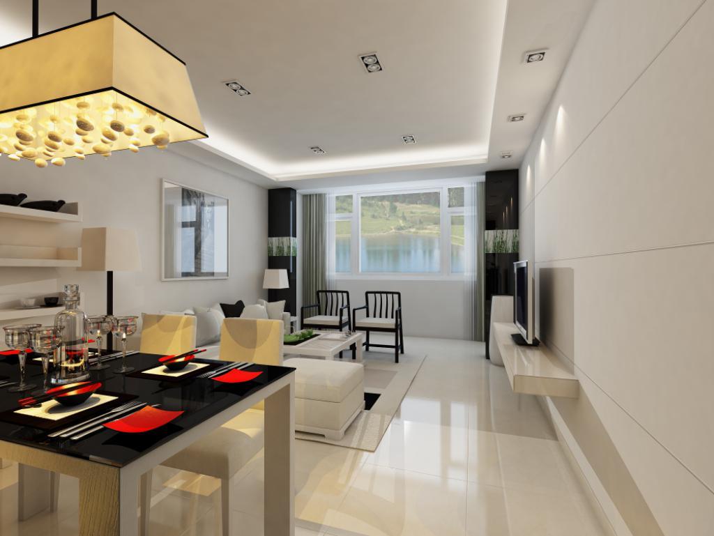 打造整洁美观的餐厅环境 家庭餐厅设计的四大要点