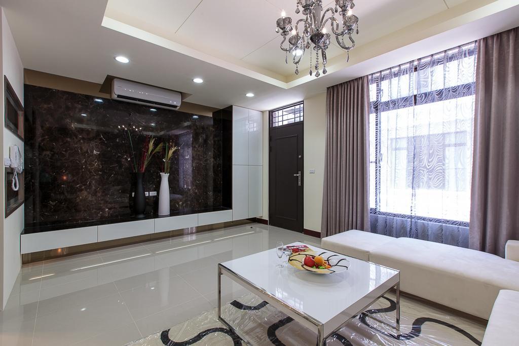 客厅设计 窗帘选择
