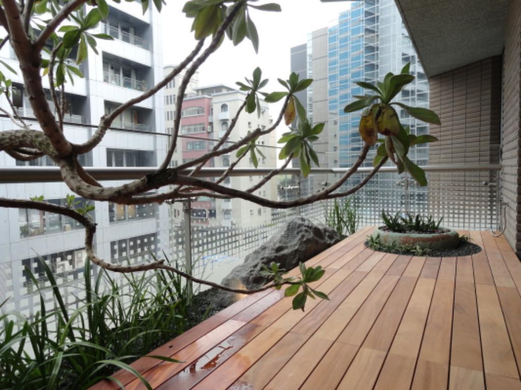 阳台设计 阳台空间