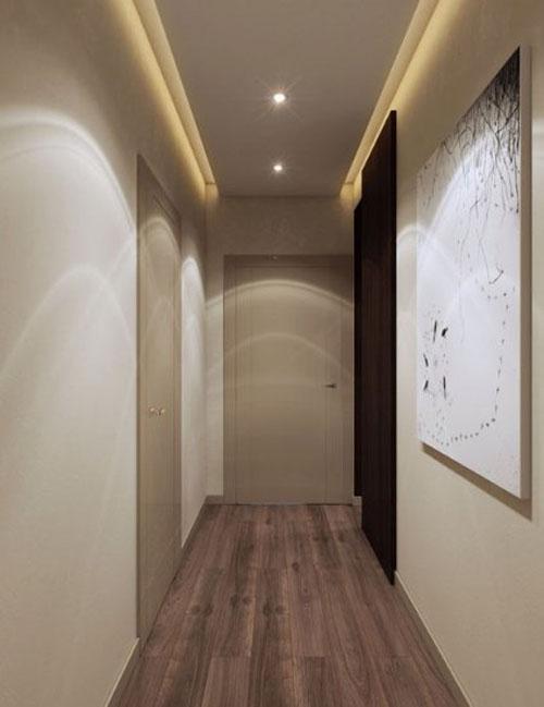 客厅走廊尺寸客厅大梁走廊图片5