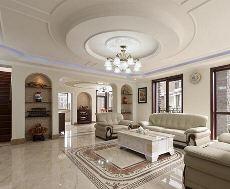 客厅吊顶造型 客厅吊顶效果图