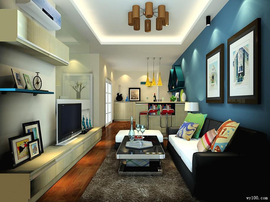 维意订制四大主题设计 四款房屋装修效果图