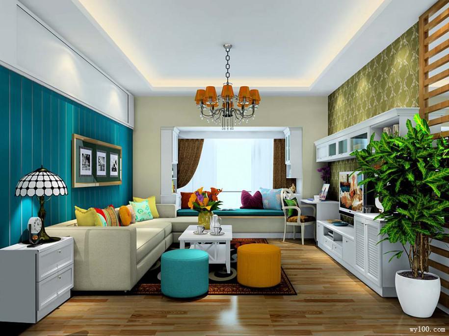 五大客厅装修风水禁忌 四款客厅装修效果图
