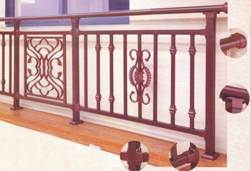 阳台栏杆验收标准