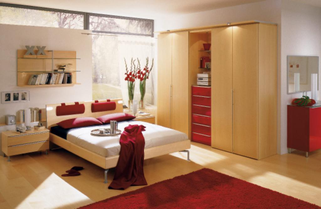 现代卧室装修的视觉焦点 衣柜设计的四大配件介绍