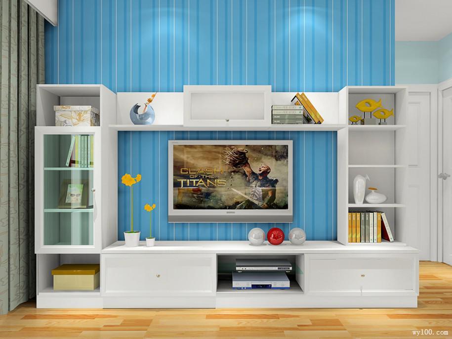 运用装修来聚财旺运 客厅电视背景墙的风水禁忌