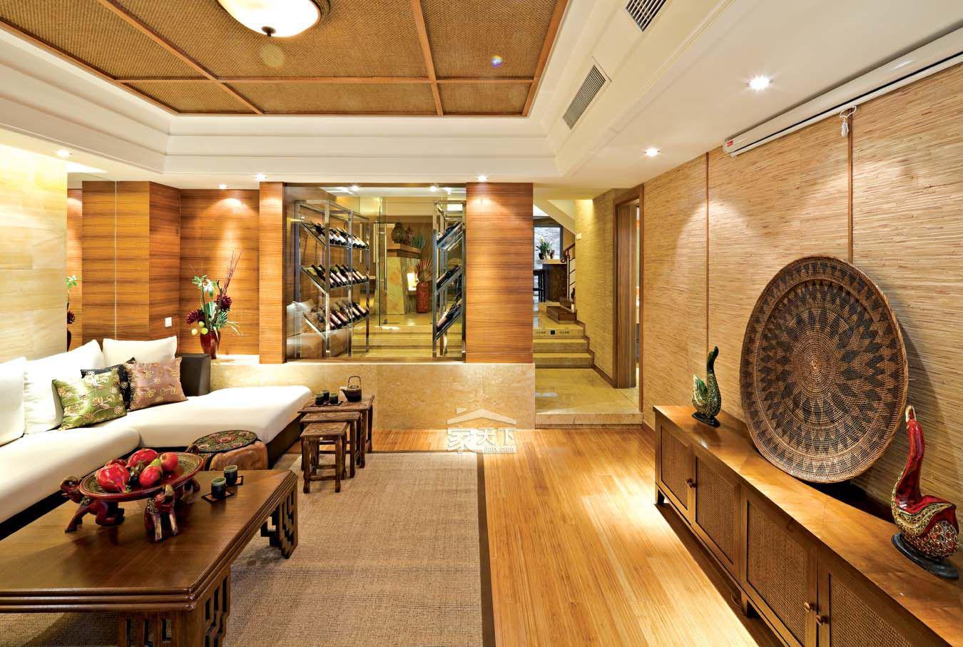 崇尚自然的异域风情 东南亚风格装修三大特点