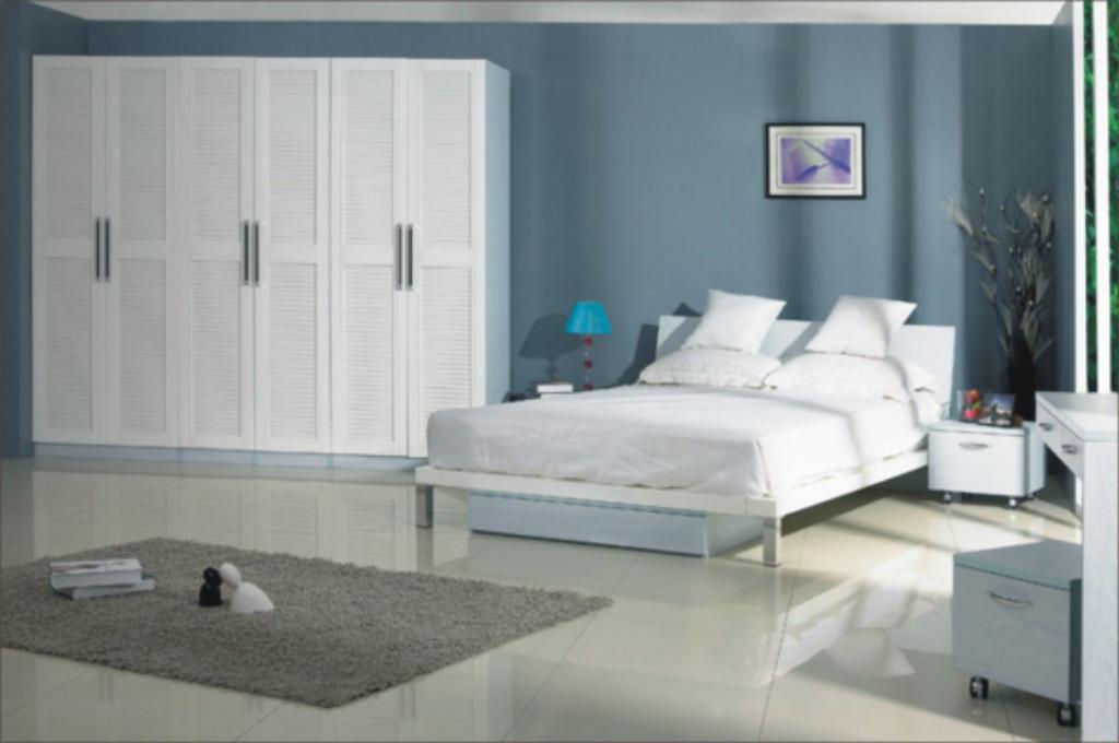 决定衣柜风格的重点 衣柜板材介绍之四大门板款式