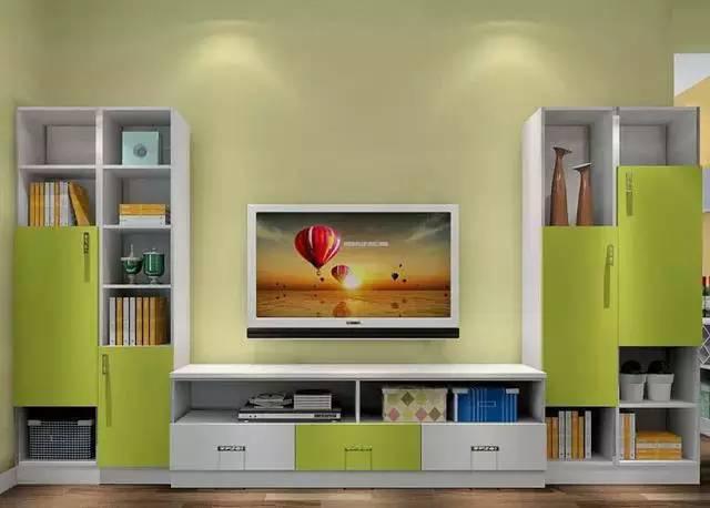通过电视柜图片教您挑选和装修电视柜