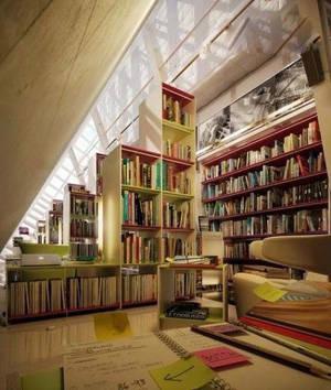 如何从一些书柜设计图中来挑选