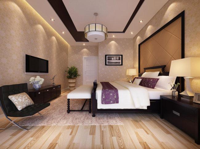 如何从卧室效果图选择自己满意的