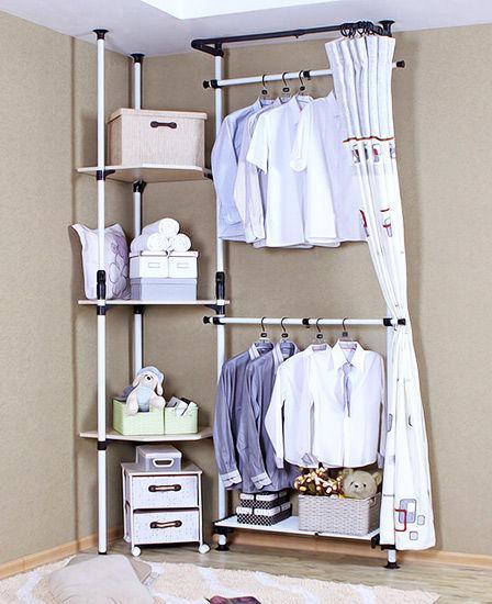 简易衣柜的挑选常识