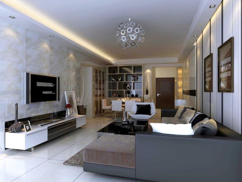 客厅壁纸应该要如何选择呢?
