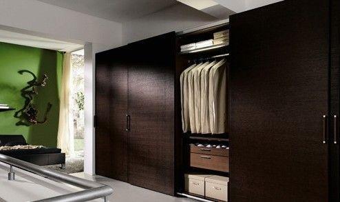 力推经济又实用的整体衣柜图
