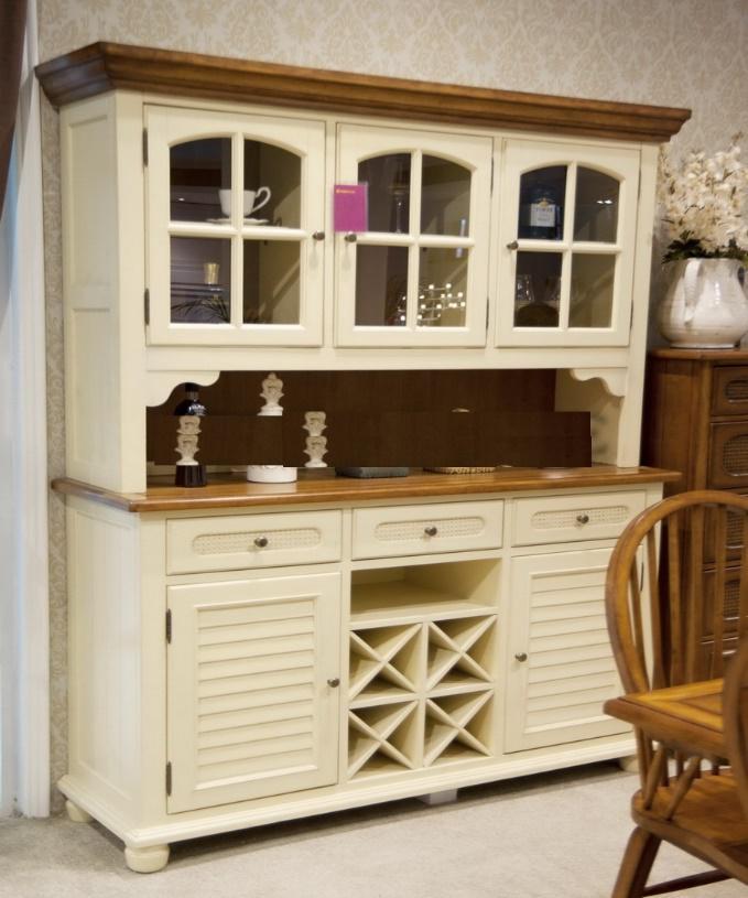 客厅餐边柜图片推荐,家装必有!