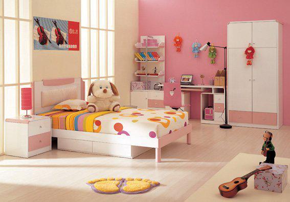 根据儿童房效果图选择儿童房装修