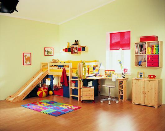 如何根据儿童家具图片挑选家具