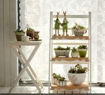 室内花架需要如何进行安装