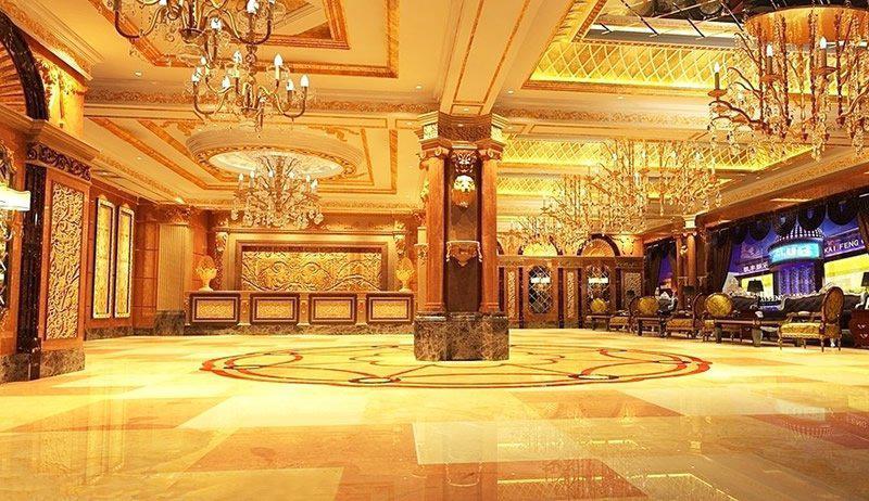 大厅装修效果图片