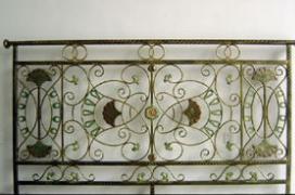 铁艺栏杆安装需要注意什么