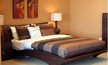卧室的床图片