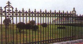 铁艺围栏为什么受到我们欢迎