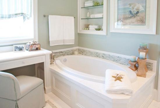 美到瞠目结舌的浴室装修效果图