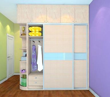 整体衣柜设计图