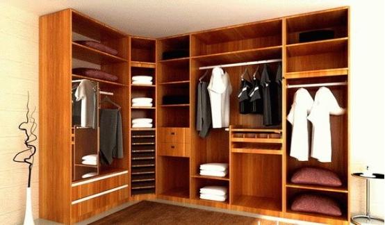 整体衣柜该如何的发展