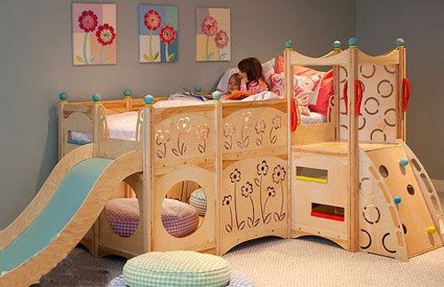 儿童床定做需要注意三个点