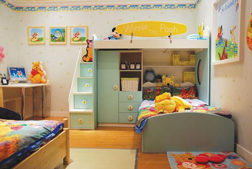 儿童子母床使用情况介绍