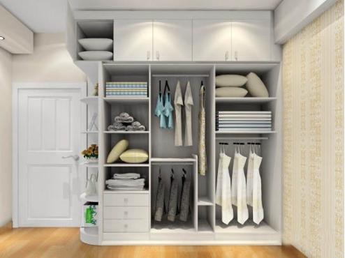 装修衣柜效果图