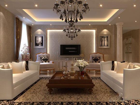 豪华电视墙应该如何打造呢?