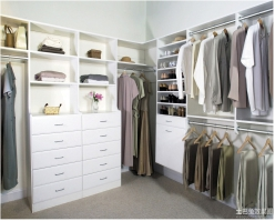 开放式衣柜的装修要点具体有哪些呢