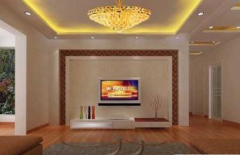 关于客厅电视墙的详细介绍