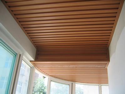 生态木吊顶带来好的装修风格
