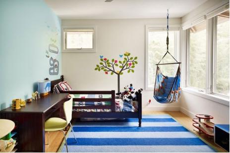 儿童房装修设计图
