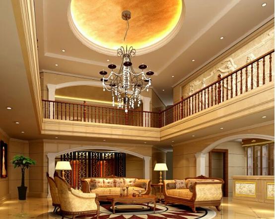 简约风格的别墅设计