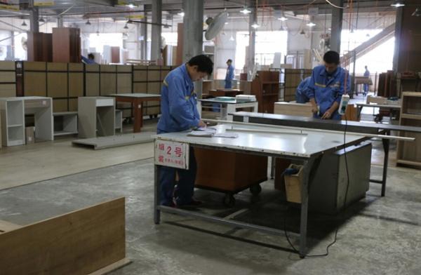 板式家具制作工艺的流程有哪些