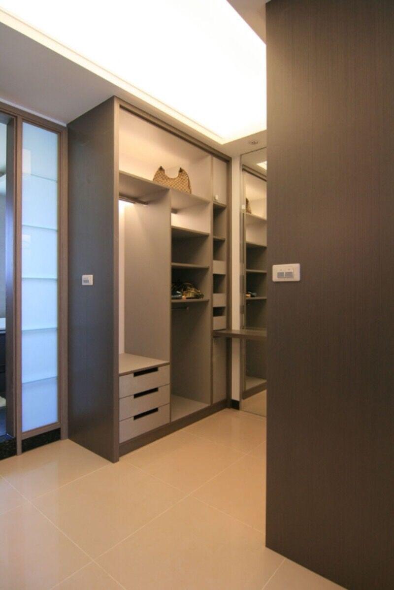 家庭衣柜内部效果图中风格特点