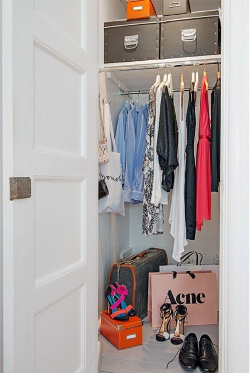 好看又实用的整体衣柜设计效果图
