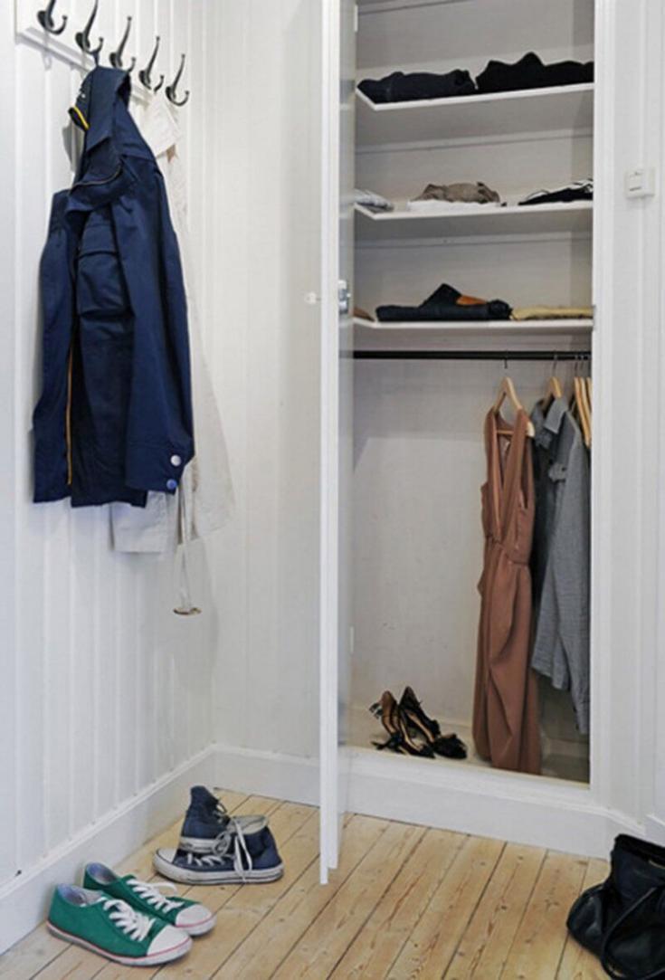小户型衣柜效果图